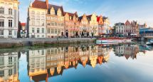 Flandern er nydelig. Dit skal vi sommeren 2020!